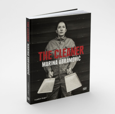 Catalogue Marina Abramović – The Cleaner